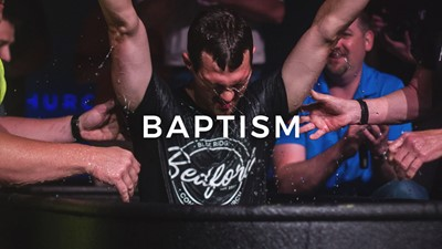 Baptism Meeting